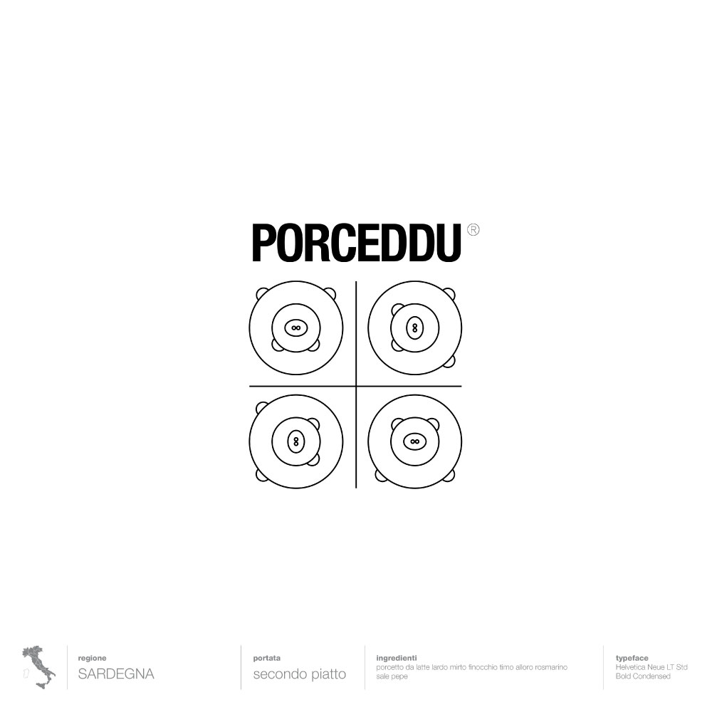 Sardegna, Porceddu