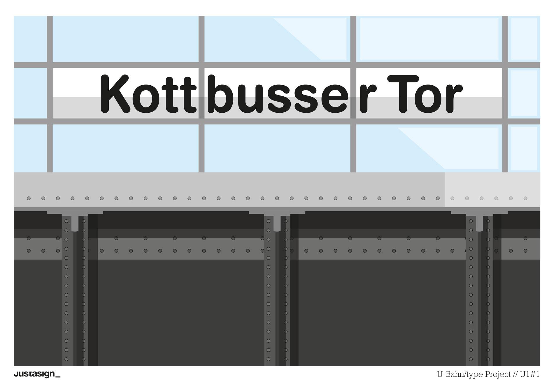 Kottbusser Tor U-Bahn