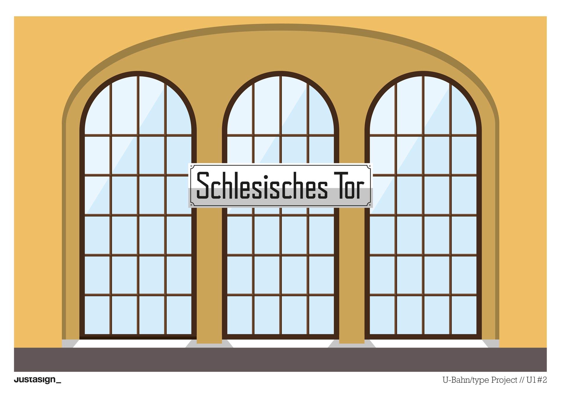 Schlesisches Tor U-Bahn