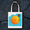 Berlin summer party totebag