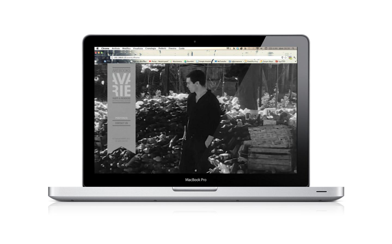 AVARIE - website
