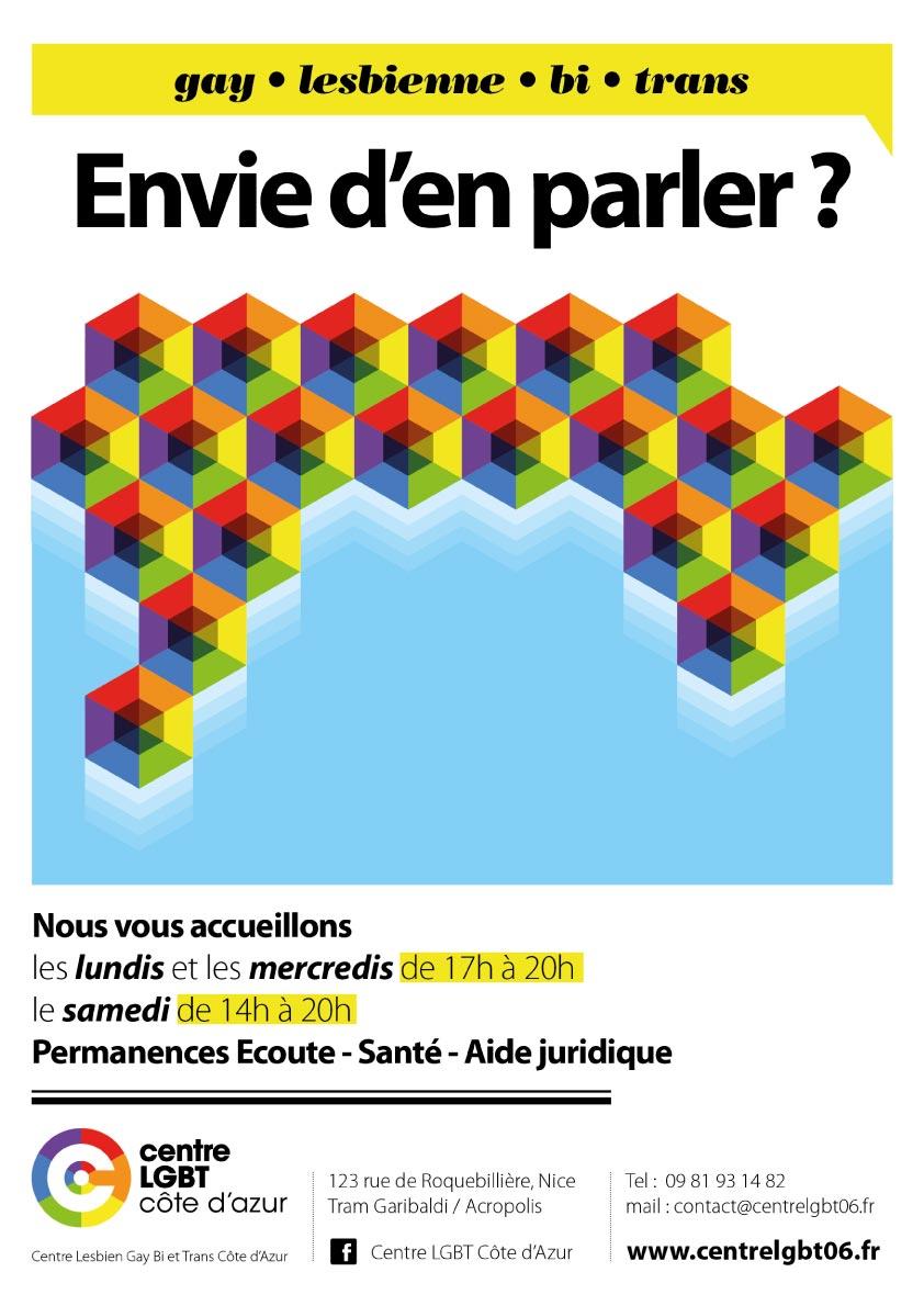 Poster Centre LGBT