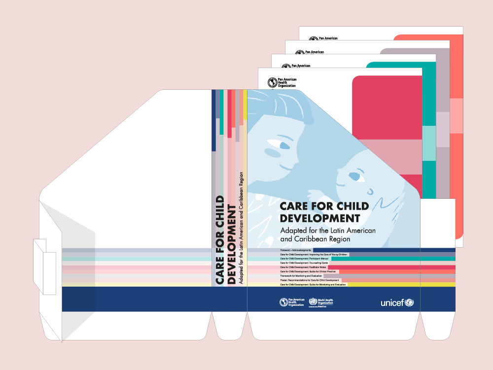 Care for Child Development – the manuals