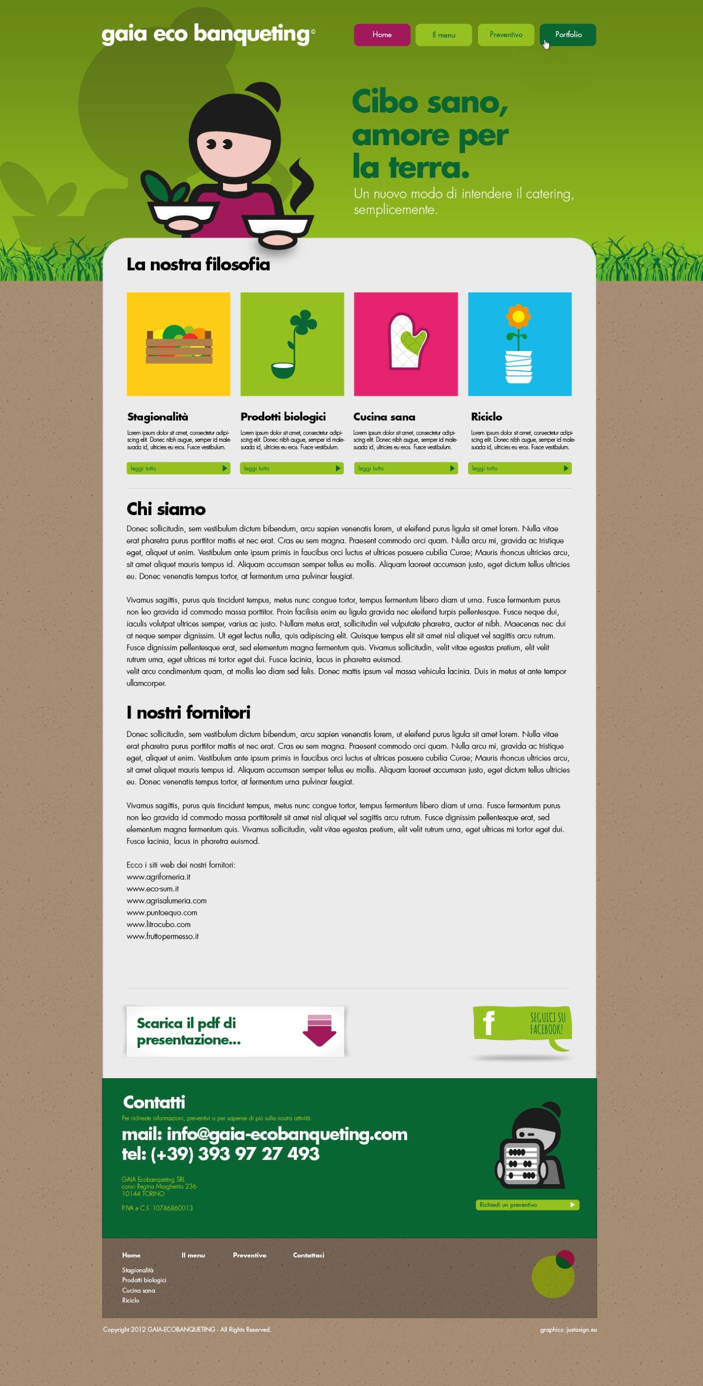 Gaia website