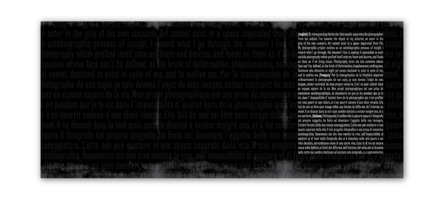 Position(s) back cover