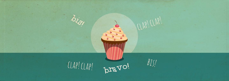 Actor cupcake