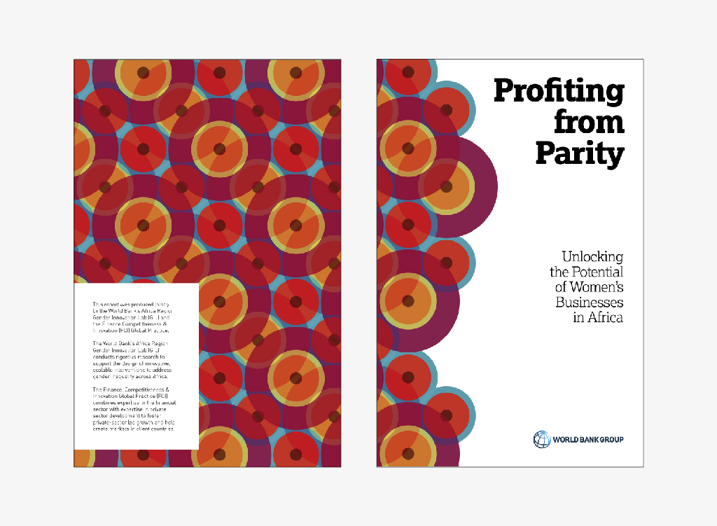 Profiting for Parity – cover